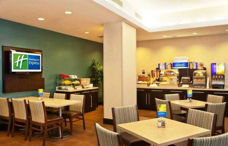Holiday Inn Express Manhattan Times Square South - Restaurant - 3