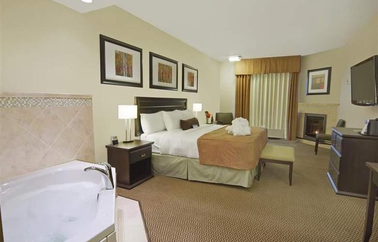 Best Western Plus The Inn At St. Albert - Room - 117