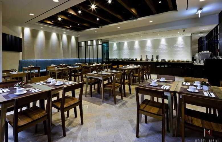 Manu Namdaemun - Restaurant - 18