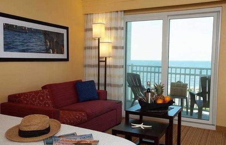 Courtyard Galveston Island Gulf Front - Hotel - 21