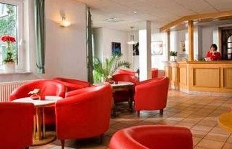 Comfort Hotel Wiesbaden Ost - Restaurant - 5