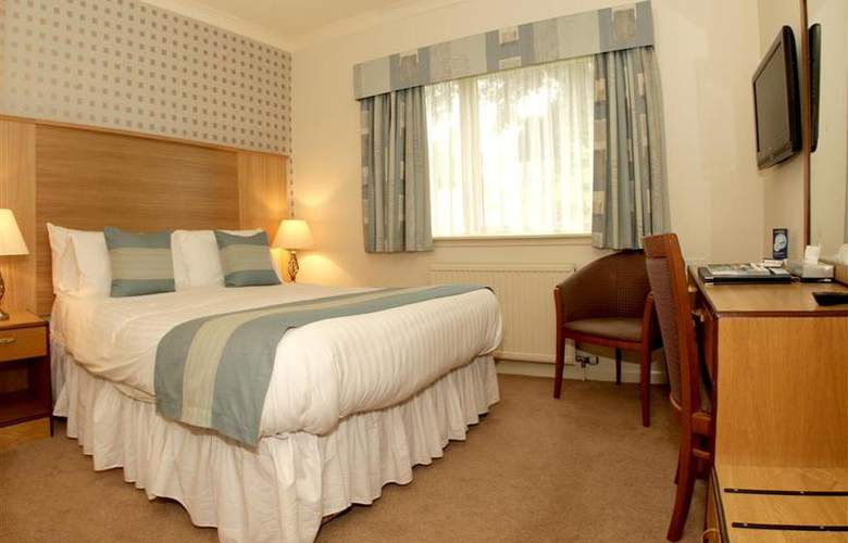 Best Western Invercarse - Room - 106