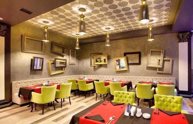 Teatro Boutique Hotel - Restaurant - 18
