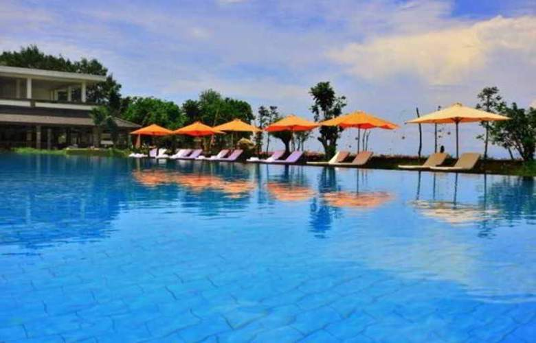 Hotel Ombak Sunset - Pool - 23