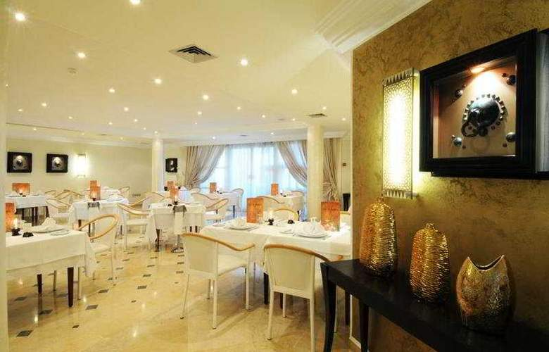 Hotel Du Parc - Restaurant - 8