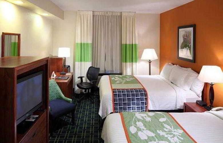 Fairfield Inn & Suites San Francisco San Carlos - Hotel - 9