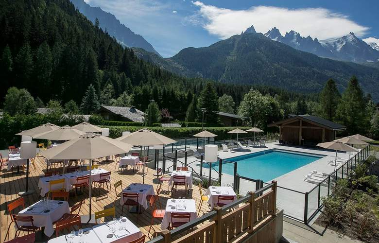 Best Western Plus Excelsior Chamonix Hotel & Spa - Pool - 4