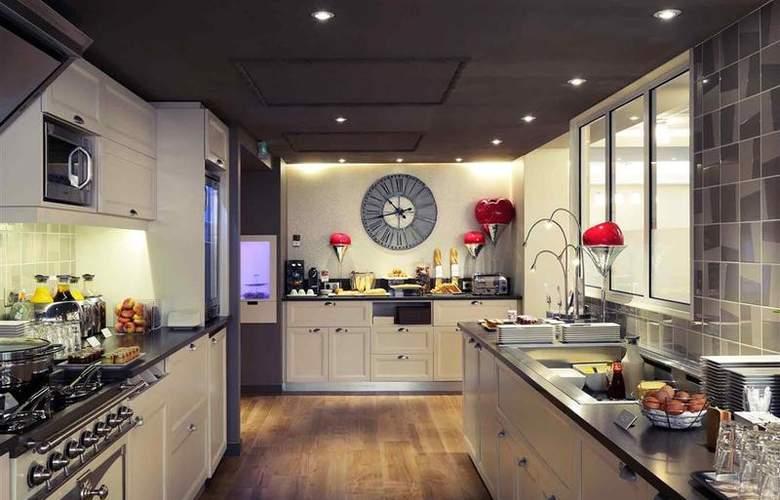 Mercure Toulouse Centre Wilson Capitole - Restaurant - 53