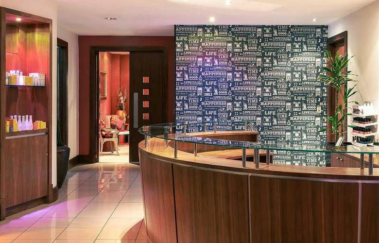 Mercure Cardiff Holland House Hotel and Spa - Sport - 65