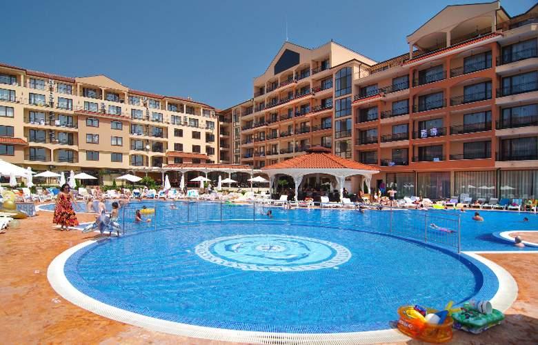 Hotelspa Diamant Residence - Pool - 3