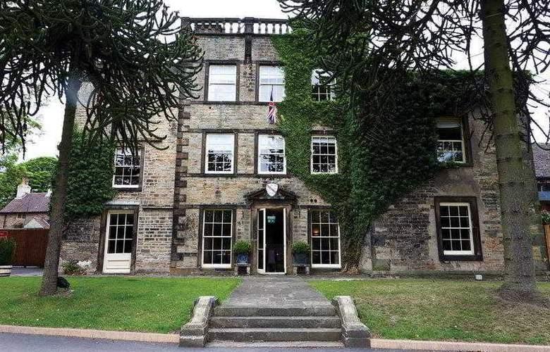 Best Western Mosborough Hall - Hotel - 28