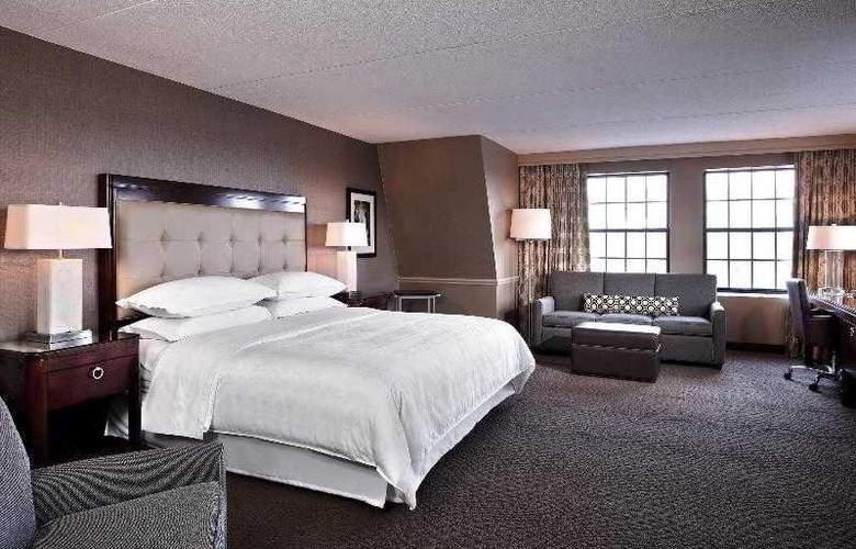Sheraton Parsippany Hotel - Hotel - 23