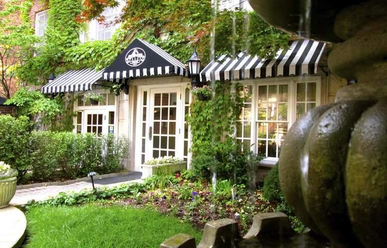 Best Western Hawthorne Terrace - Hotel - 33