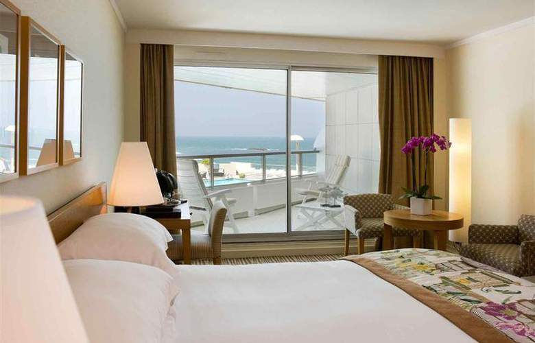 Sofitel Biarritz le Miramar Thalassa Sea & Spa - Room - 50