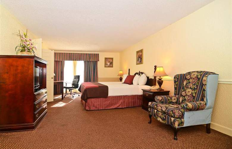 Best Western Chateau Louisianne - Room - 146