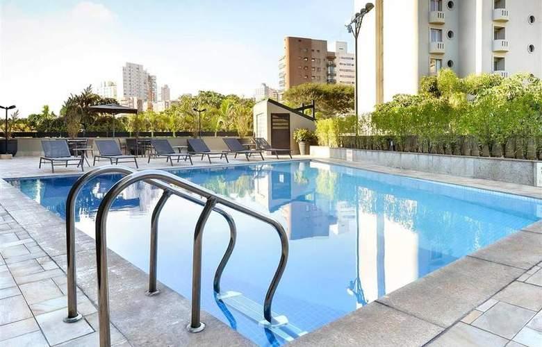 Grand Mercure Sao Paulo Ibirapuera - Hotel - 2