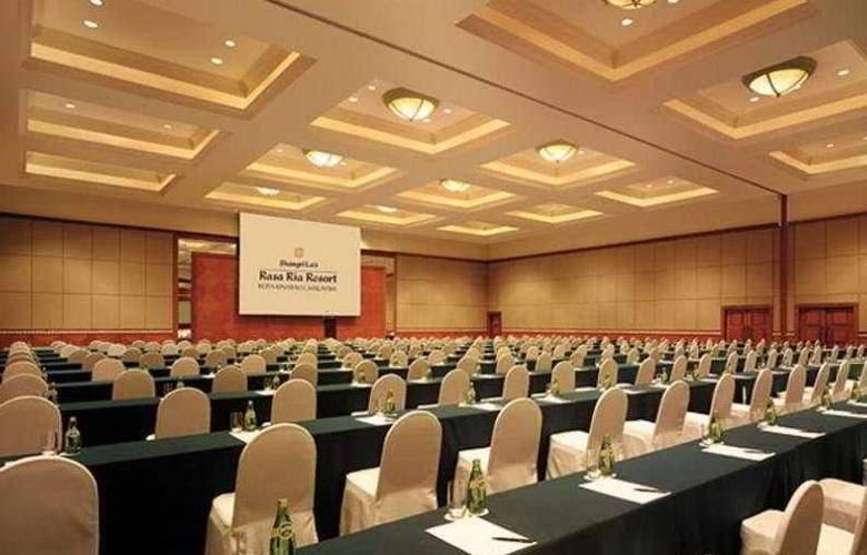 Shangri-La's Rasa Ria Resort - Conference - 7