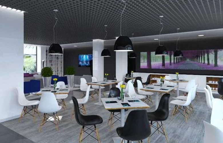 Q Hotel Krakow - Restaurant - 4