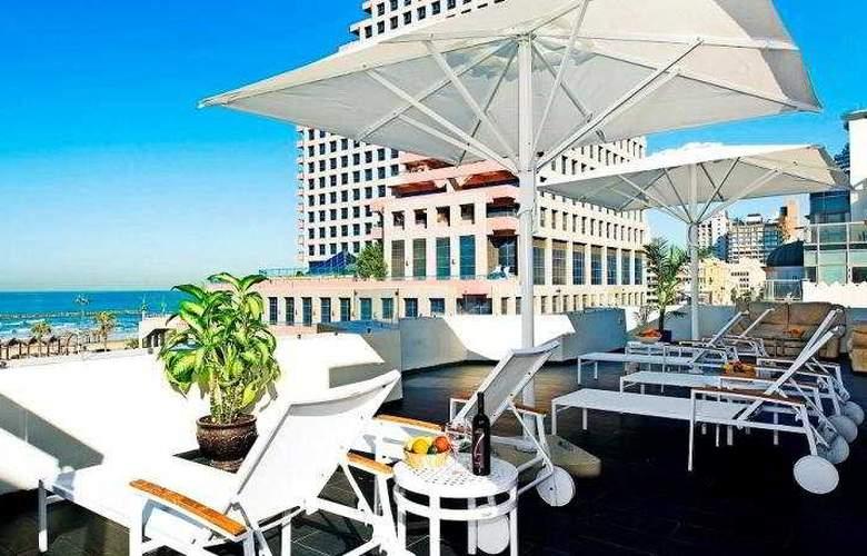 Bell Boutique Hotel Tel Aviv - Terrace - 3