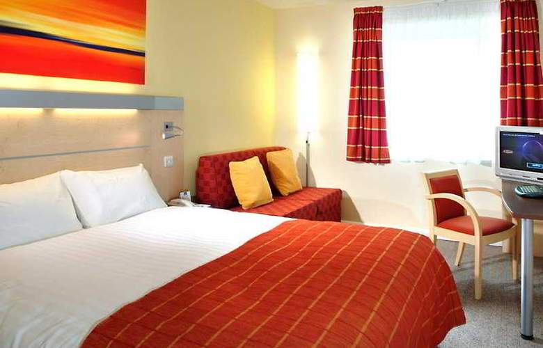 Holiday Inn Express Newcastle City Centre - Room - 3