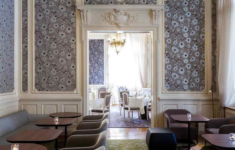 Royal St Georges Interlaken - MGallery by Sofitel - Bar - 101