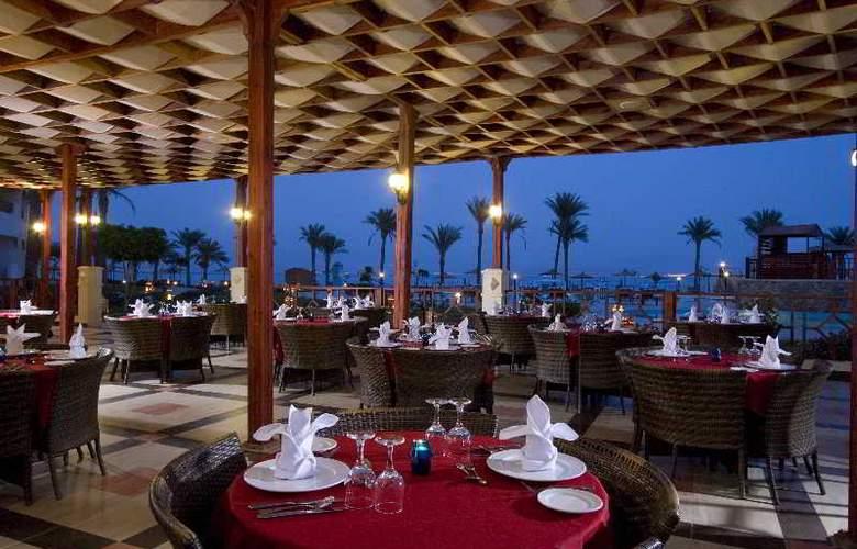 Aquamarine Sun Flower Resort - Restaurant - 4