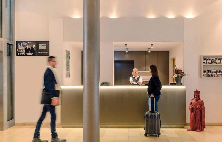 Mercure Aachen am Dom - Hotel - 27