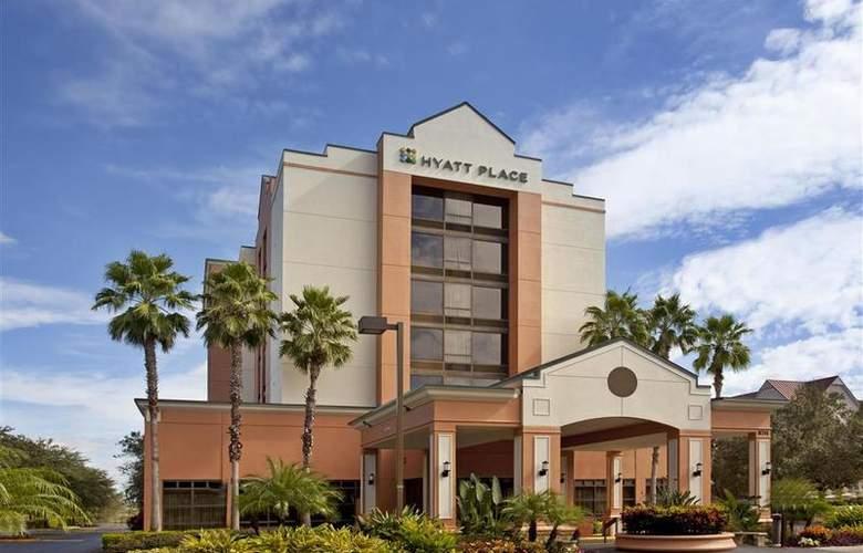 Hyatt Place Orlando Convention Center - Hotel - 11
