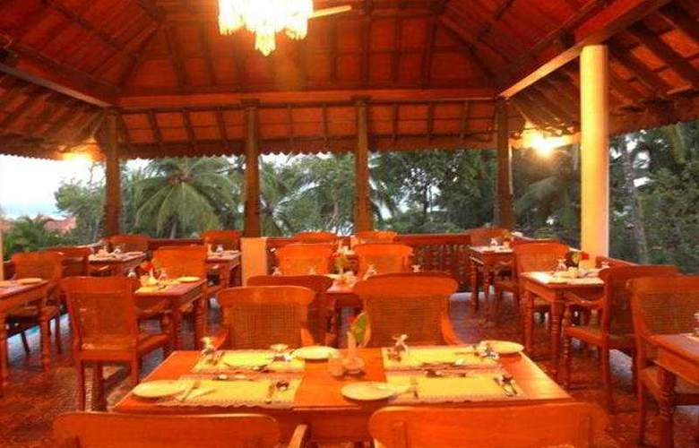 The Travancore Heritage - Restaurant - 6