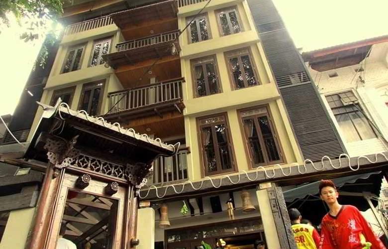 Anggun Kuala Lumpur - Terrace - 11