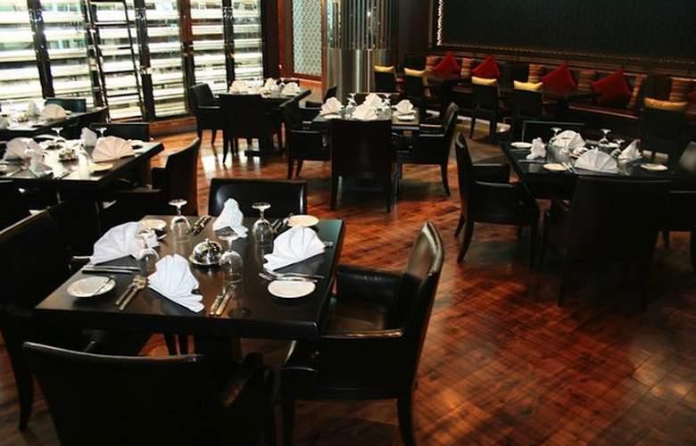 Dubai International Airpot - Terminal hotel - Restaurant - 4