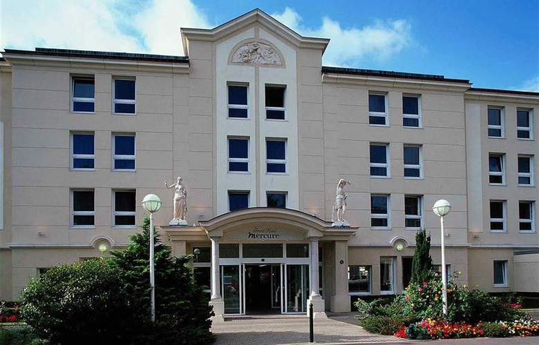 Mercure Royal Fontainebleau - Hotel - 32