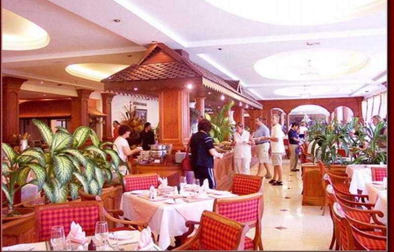 Apsara Angkor Resort & Conference - Restaurant - 5