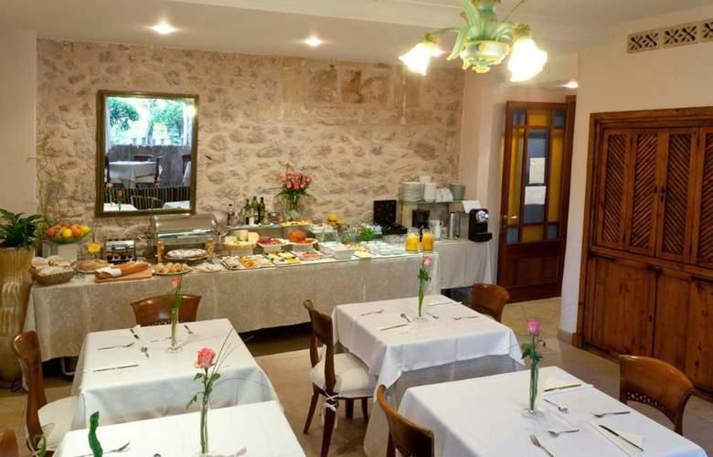 Son Sant Jordi - Restaurant - 5