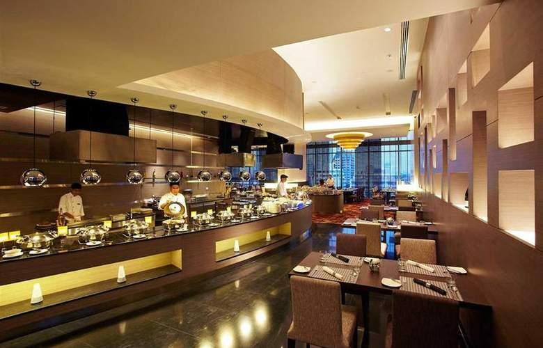 Novotel Bangkok Fenix Ploenchit - Restaurant - 4