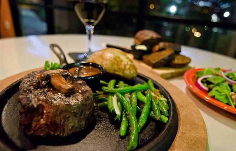 Best Western Plus Inn Of Williams - Restaurant - 34