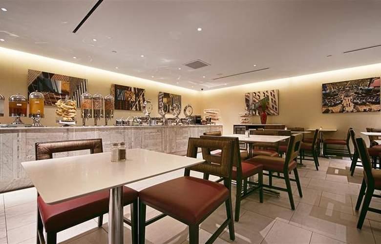 Best Western Premier Herald Square - Restaurant - 99