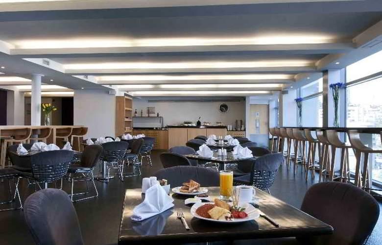 Stadia Suites Santa Fe - Restaurant - 27