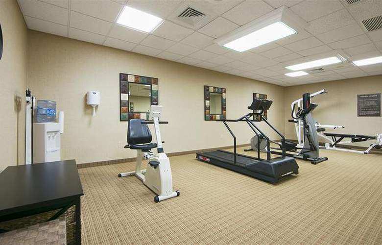 Best Western Plus Downtown Stuart - Sport - 52