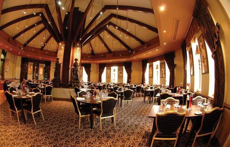 Best Western Premier Leyland - Restaurant - 141