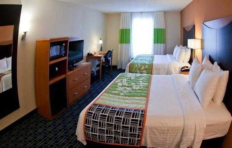 Fairfield Inn & Suites Birmingham Pelham/I-65 - Hotel - 12