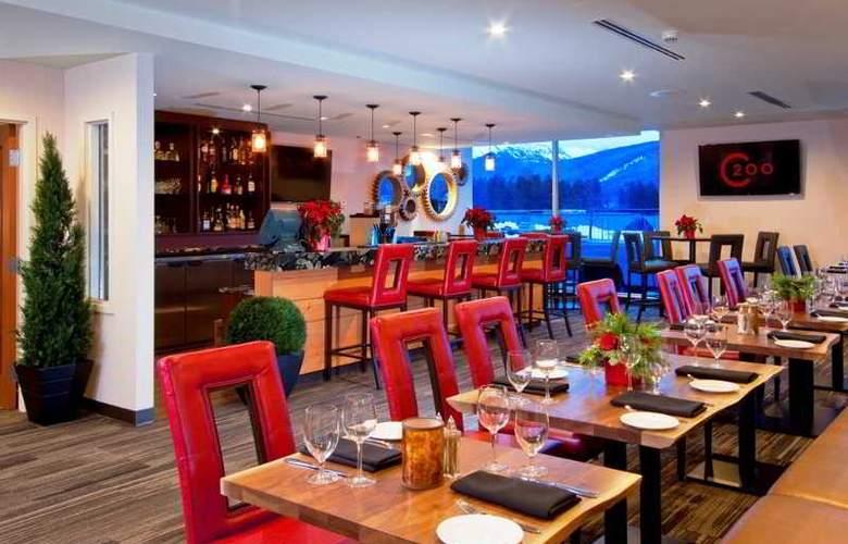 The Crimson Jasper - Restaurant - 11