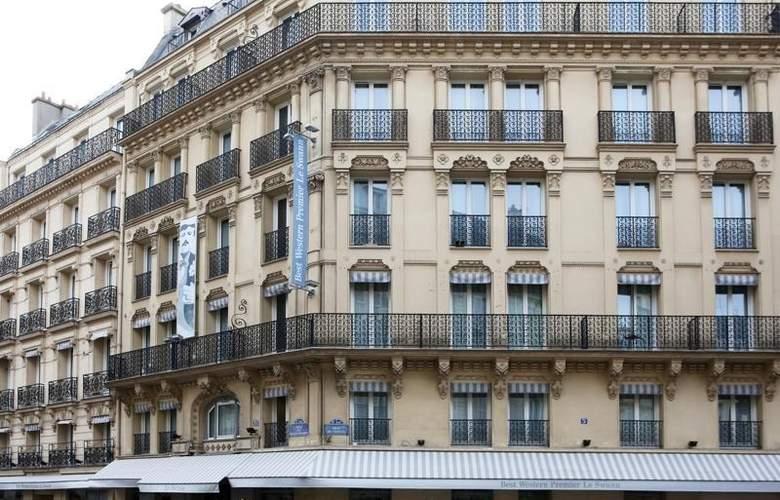 Best Western Hôtel Littéraire Premier Le Swann - Hotel - 97