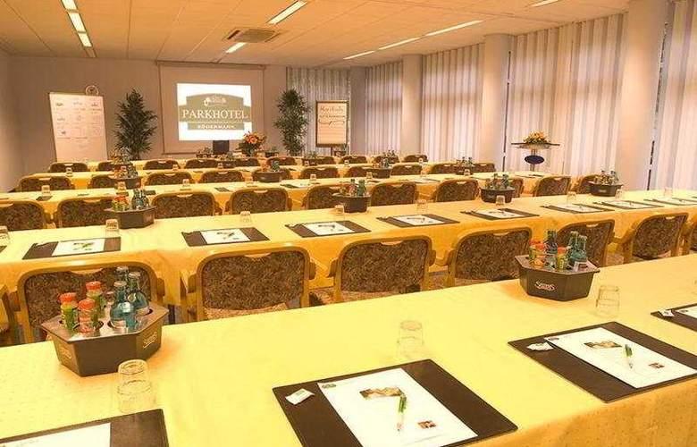 Parkhotel Rödermark - Conference - 4