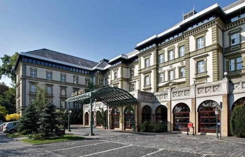 Danubius Grand Hotel Margitsziget - Hotel - 0