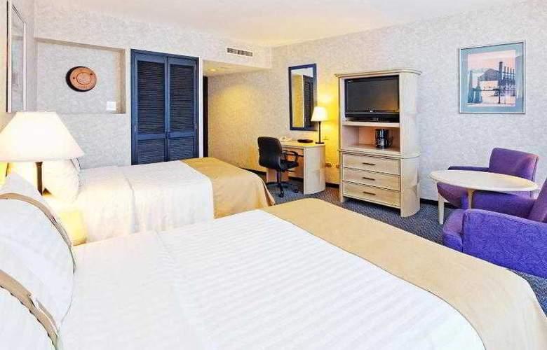 Holiday Inn Monterrey Parque Fundidora - Room - 23