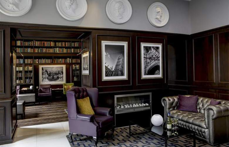 Best Western Mornington Hotel London Hyde Park - General - 71