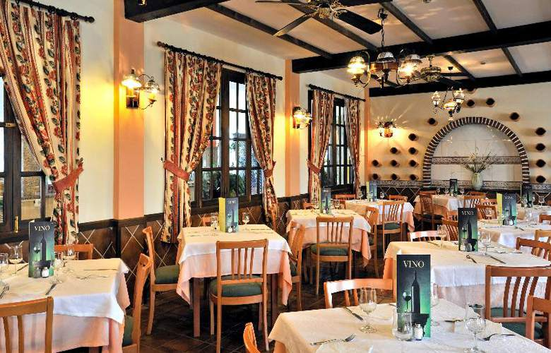 Globales Costa Tropical - Restaurant - 32