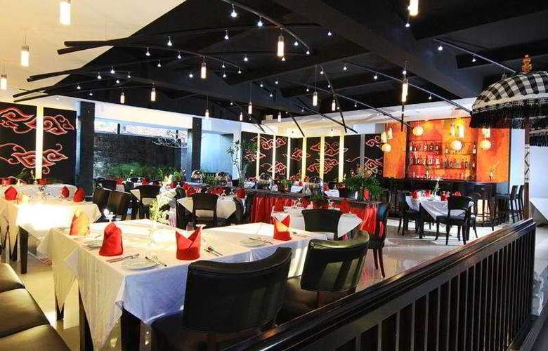 The Radiant Hotel & Spa - Restaurant - 12