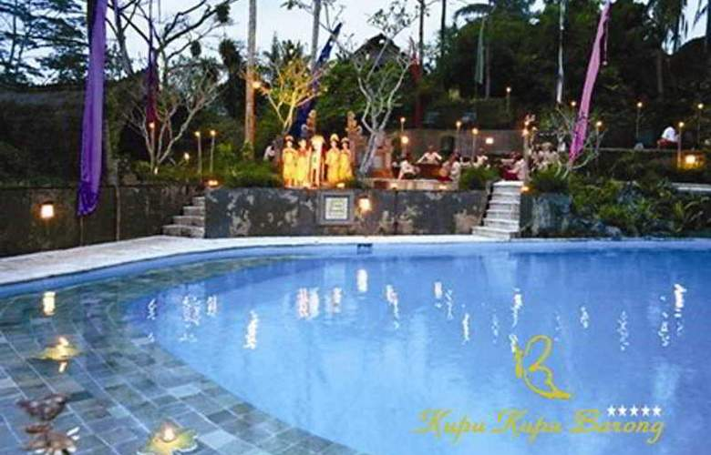 Kupu Kupu Barong Villas & Tree Spa - Pool - 4